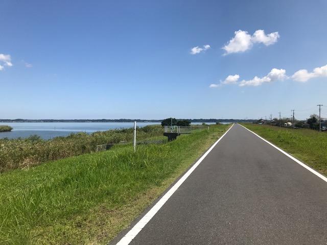 霞ヶ浦サイクリングロード